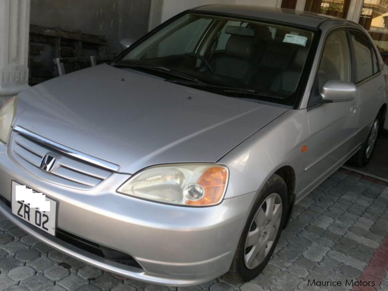 Pre-owned Honda civic ES8 VTEC for sale in Mauritius