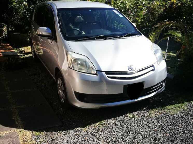 Pre-owned Toyota Passo sette 7 seaters for sale in