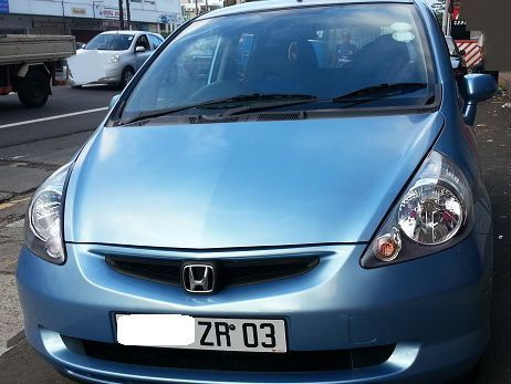 Pre-owned Honda Jazz/Fit for sale in Mauritius