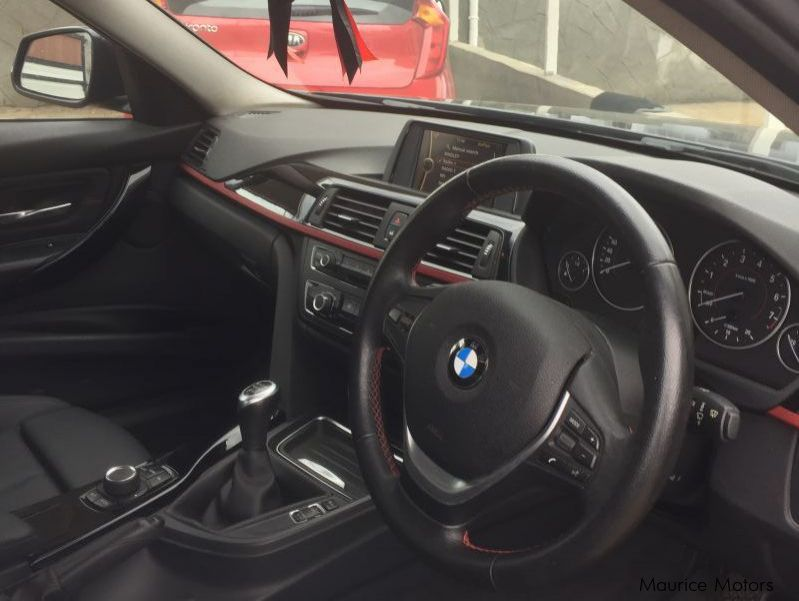 Used BMW 316i in Mauritius