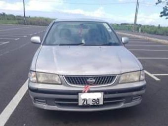 Pre-owned Nissan Sunny B15 for sale in