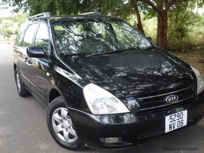 Used Kia Carnival for sale in Mauritius