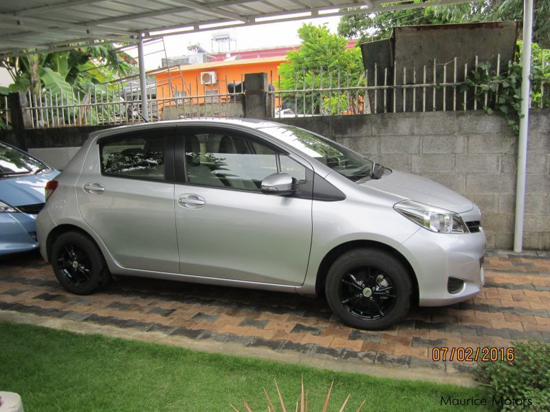 Pre-owned Toyota Toyota vits for sale in Mauritius