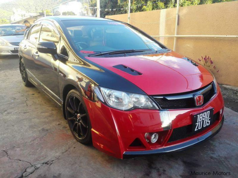 Pre-owned Honda Civic Fd1 for sale in Mauritius