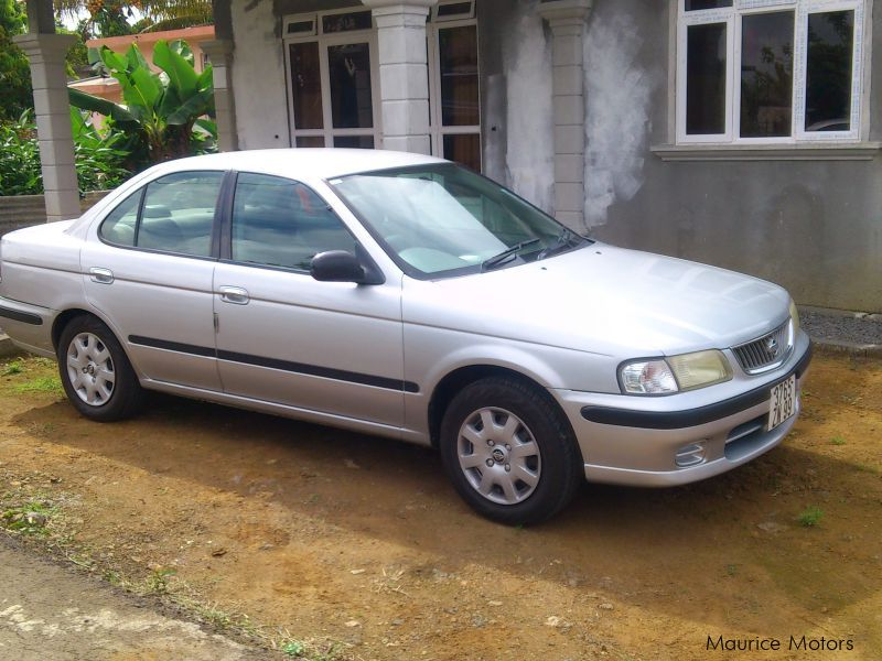 Used Nissan Sunny B15 for sale in Mauritius