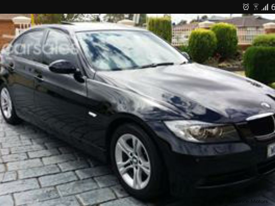 Pre-owned BMW 320i for sale in