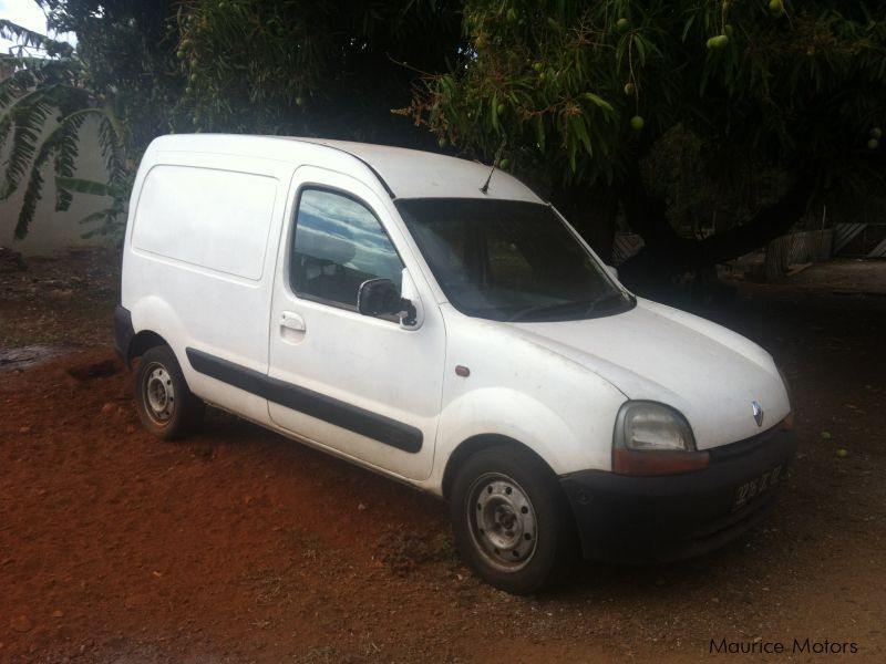 Used Renault Kangoo for sale in Mauritius