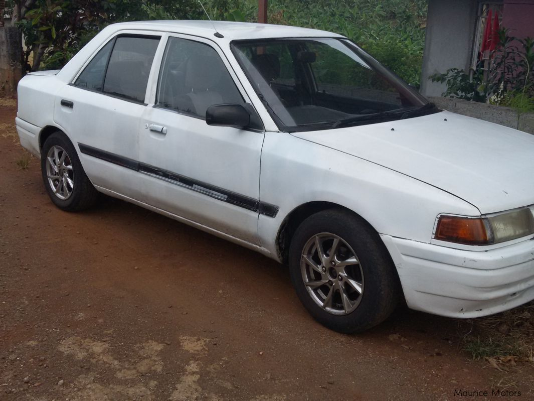 Pre-owned Mazda FamilIa for sale in