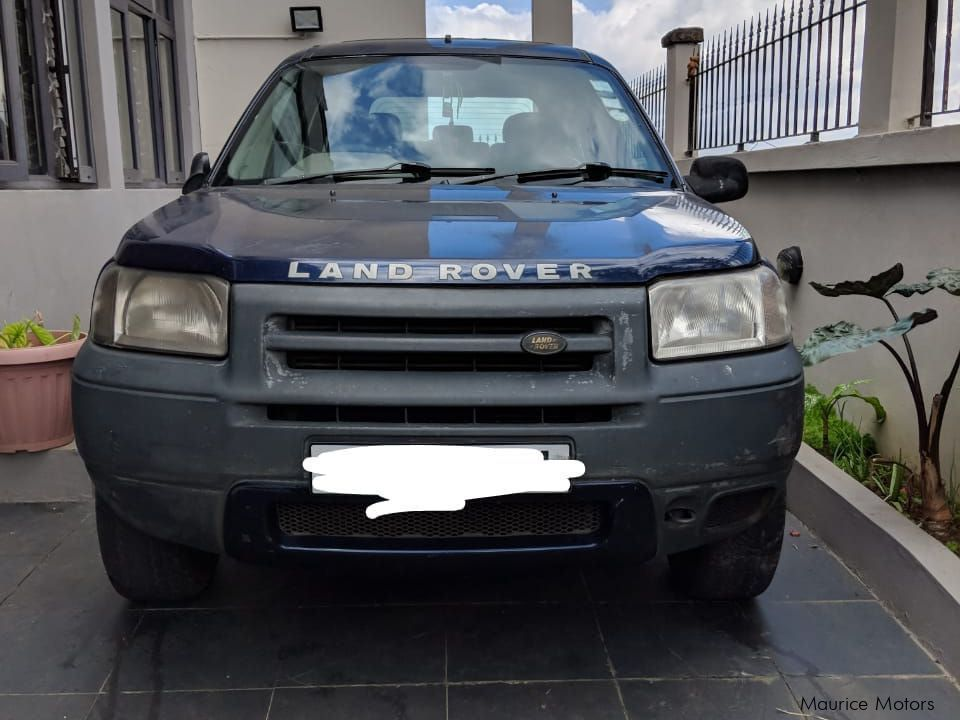 Pre-owned Land Rover Freelander 1 Td4 for sale in