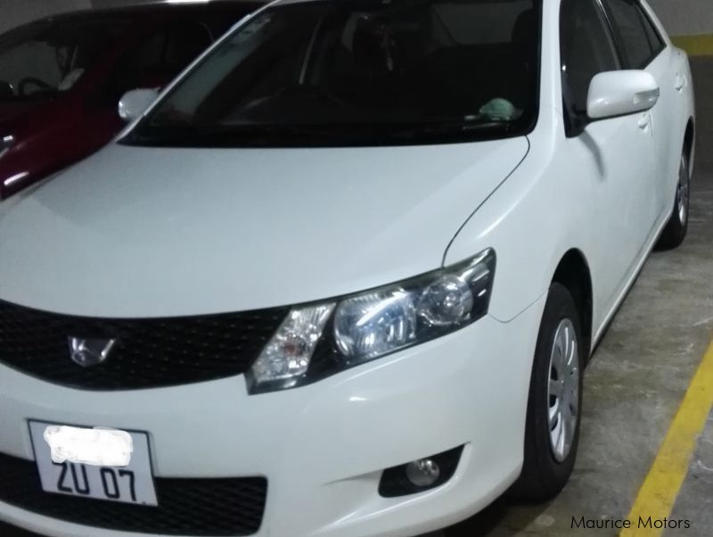 Pre-owned Toyota Allion A15 for sale in