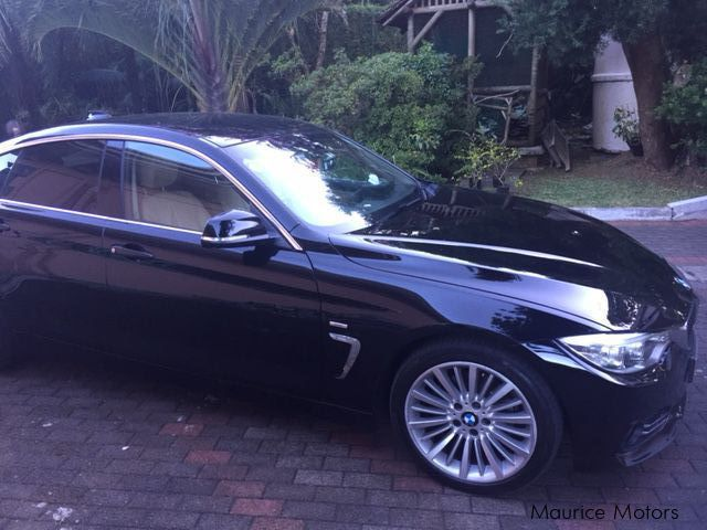 Used BMW 420 i gran coupe in Mauritius