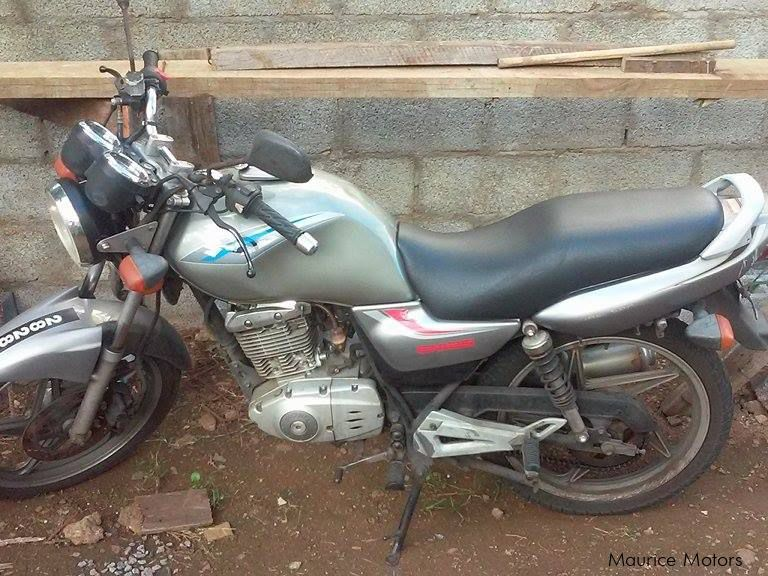 Pre-owned Suzuki En-125 for sale in
