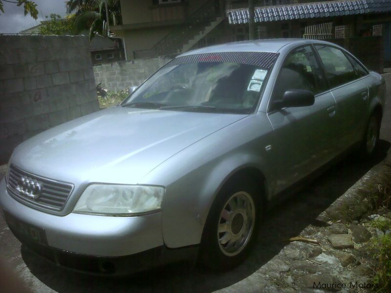 Used Audi A6 for sale in Mauritius