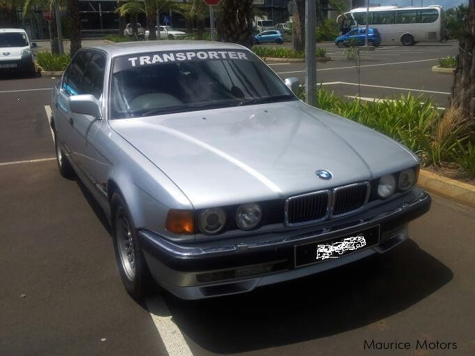 Used BMW E32  5000CC  V12 for sale in Mauritius