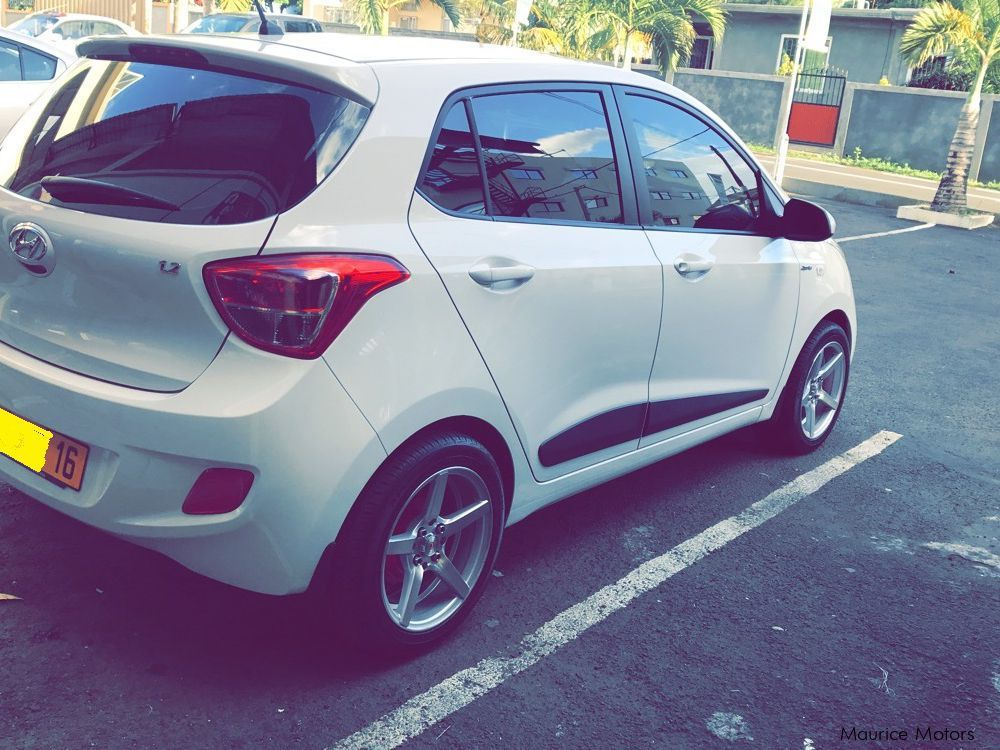 Pre-owned Hyundai Grand i10 for sale in