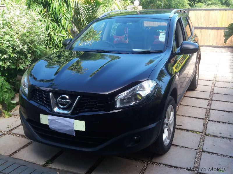 Pre-owned Nissan Qashqai+2 for sale in Mauritius