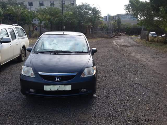 Used Honda city for sale in Mauritius