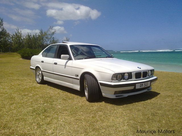 Pre-owned BMW 540i for sale in