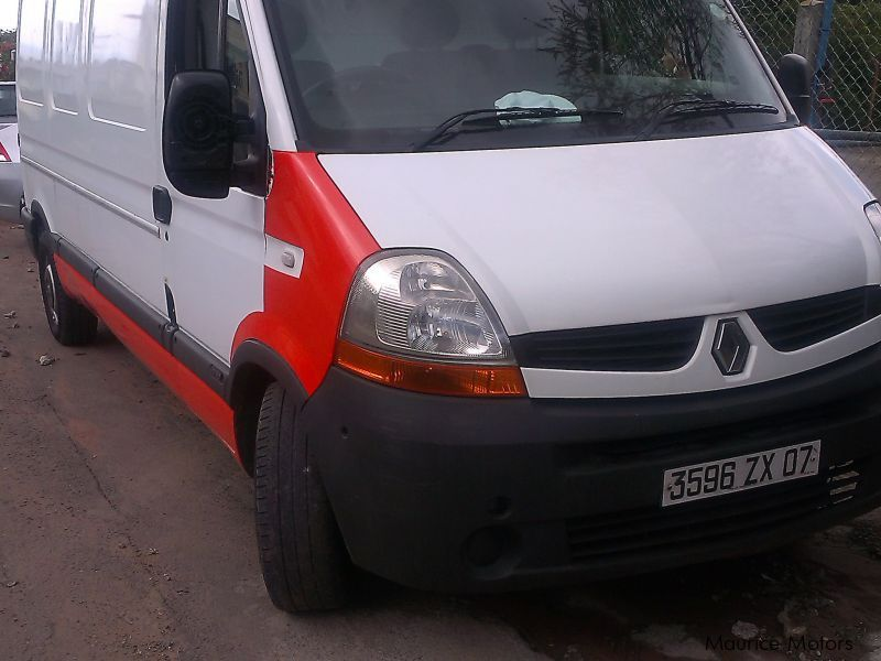 Used Renault Master for sale in Mauritius