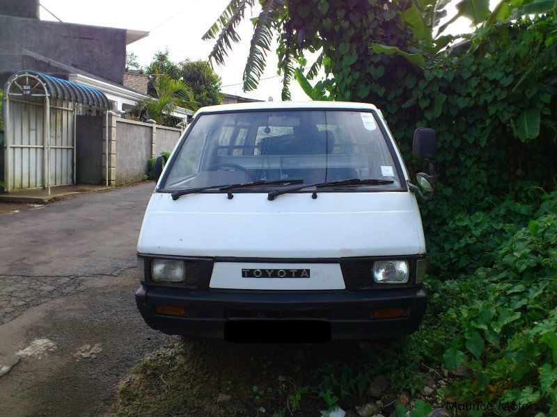 Used Toyota Toyota Townace for sale in Mauritius