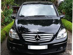 Used Mercedes-Benz B150 for sale in Mauritius