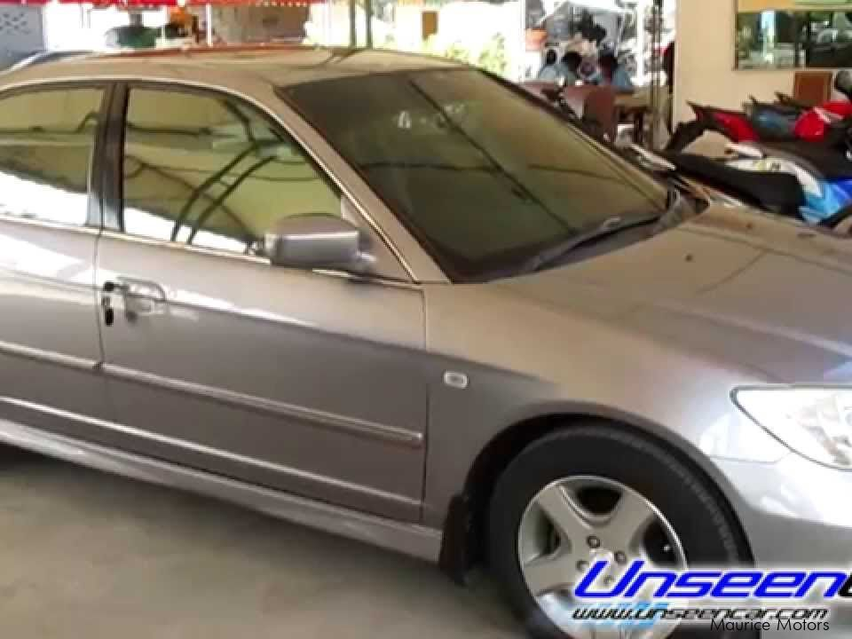 Pre-owned Honda civic for sale in