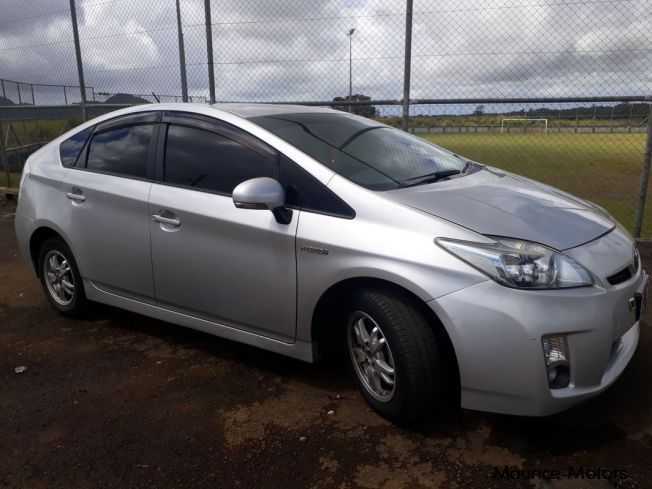 Pre-owned Toyota prius for sale in