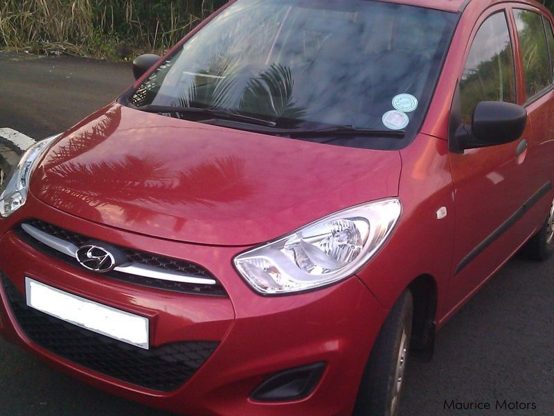 Used Hyundai i10 for sale in Mauritius