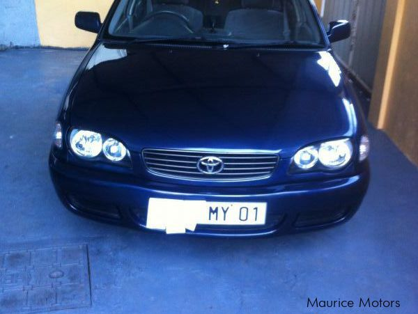 Pre-owned Toyota EE110 for sale in Mauritius