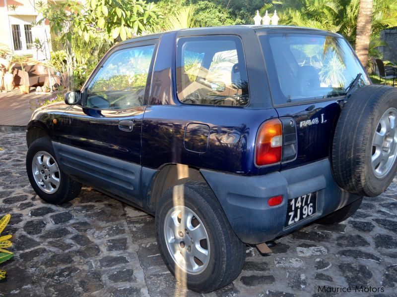 Used Toyota Rav4 for sale in Mauritius