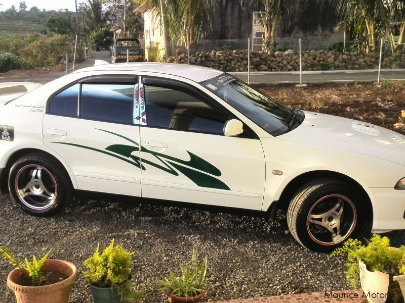 Used Mitsubishi galant for sale in Mauritius