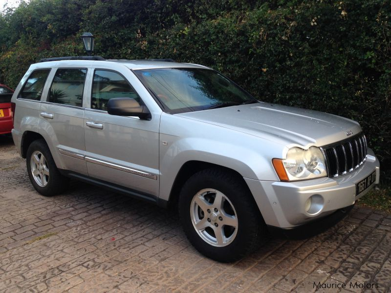 Pre-owned Jeep Grand Cherokee for sale in Mauritius