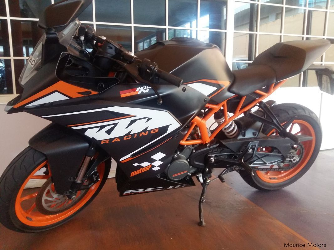 Pre-owned KTM rc 200 for sale in