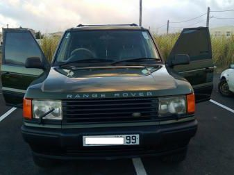 Used Land Rover Range Rover for sale in Mauritius