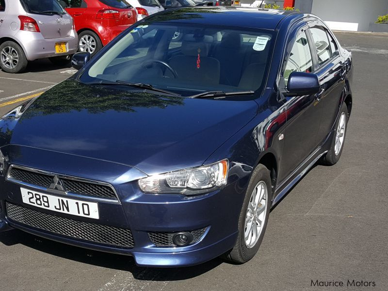 Pre-owned Mitsubishi Lancer Ex for sale in Mauritius