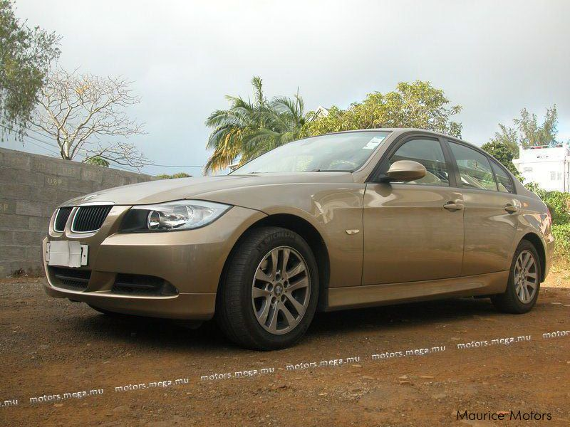 Used BMW 320 i for sale in Mauritius