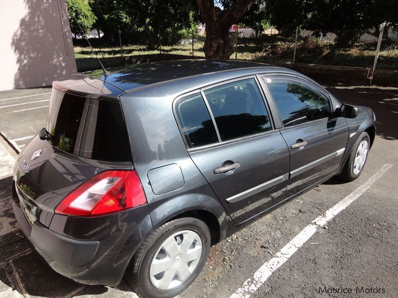 Used Renault Megane II for sale in Mauritius