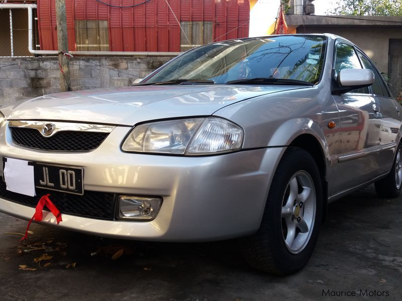 Pre-owned Mazda Mazda 323 for sale in Mauritius