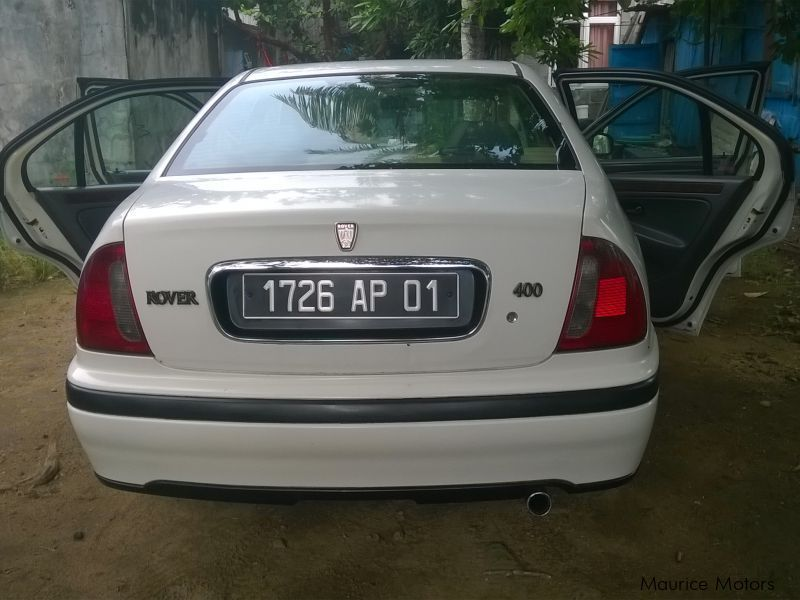 Pre-owned Rover 400 for sale in Mauritius