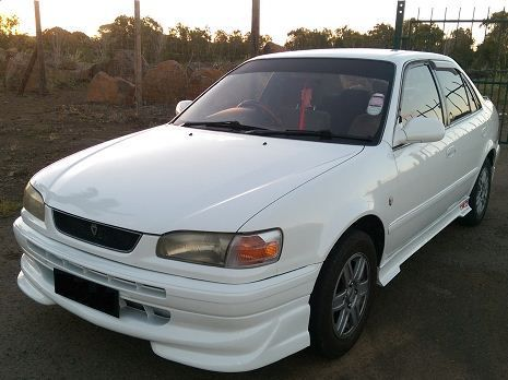 Used Toyota Corolla AE110 for sale in