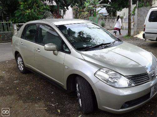 Pre-owned Nissan Tida for sale in