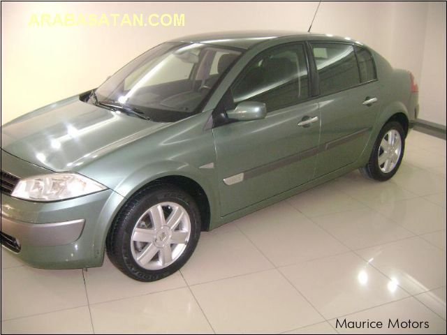Pre-owned Renault Megane II for sale in