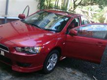Pre-owned Mitsubishi Lancer EX N16 for sale in