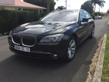 Pre-owned BMW 740 Li for sale in