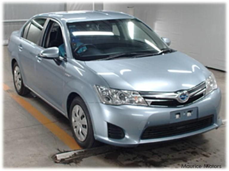 Pre-owned Toyota Axio Hybrid Version for sale in