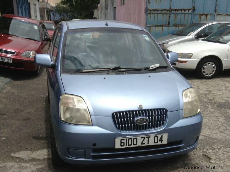 Used Kia Picanto for sale in Mauritius