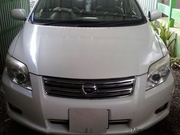 Pre-owned Toyota Axio G for sale in Mauritius