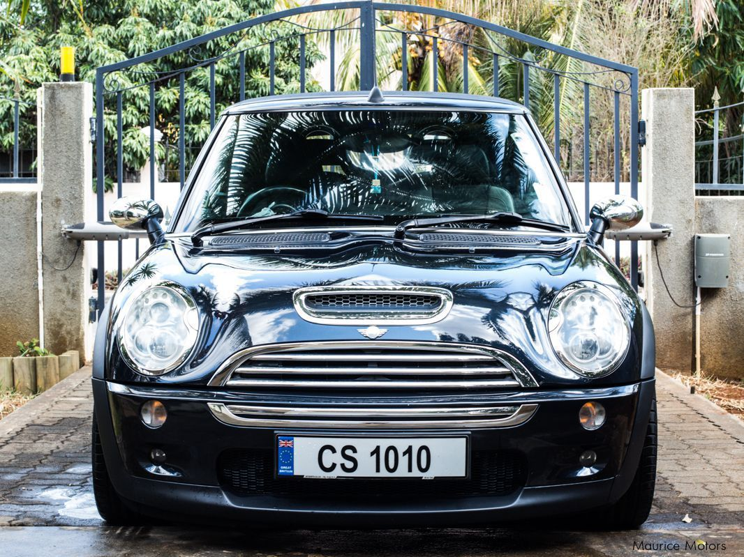 Pre-owned Mini Cooper S Cabrio for sale in