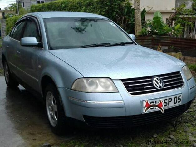 Pre-owned Volkswagen PASSAT 1.9 TDI for sale in