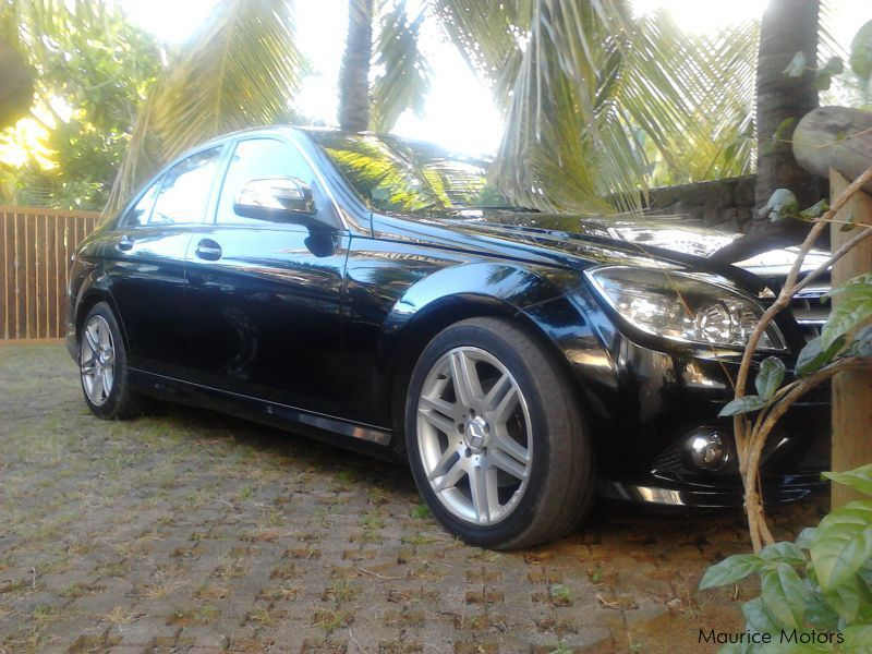 Used Mercedes-Benz C 200 AMG package for sale in Mauritius